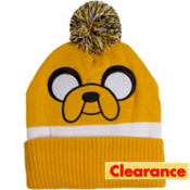 Jake Adventure Time Beanie