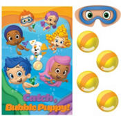 Bubble Guppies Party Game