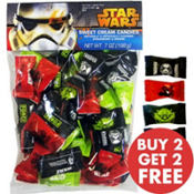 Star Wars Cream Candies