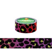 Purple Cheetah Duck Tape