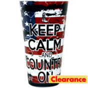 Keep Calm Country On Cup