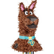Pull String Scooby-Doo Pinata
