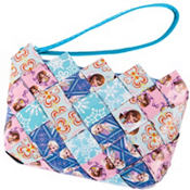 Frozen Candy Wrapper Wristlet