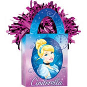 Cinderella Balloon Weight