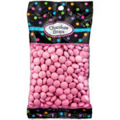 Pink Chocolate Drops 380pc