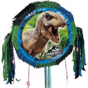 Pull String Jurassic World Pinata
