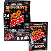 Chocolate Pop Rocks 24ct