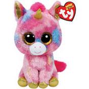Fantasia Beanie Boo Unicorn Plush