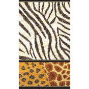 Animal Print Hand Towels 16ct