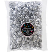 Silver Hard Candies 210pc