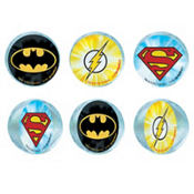 Justice League Bounce Balls 6ct
