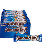 Milk Chocolate Almond Joy Bars 36ct