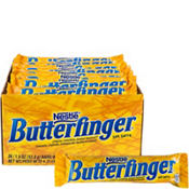 Milk Chocolate Butterfinger Bars 36ct