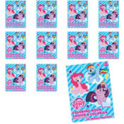 My Little Pony Coloring Books 12ct
