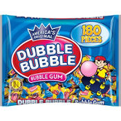 Dubble Bubble Gum 180ct