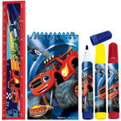 Blaze and the Monster Machines Stationery Set 5pc
