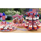 Patriotic Bakeware