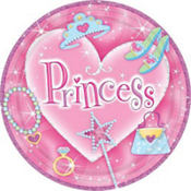 Princess Party Supplies