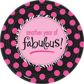 Another Year of Fabulous 40th Birthday Party Supplies