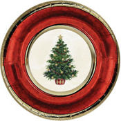 Classic Christmas Tree Party Supplies