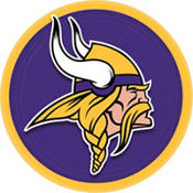 NFL Minnesota Vikings Party Supplies
