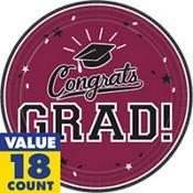 Berry Congrats Grad Graduation Party Supplies