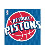 NBA Detroit Pistons Party Supplies