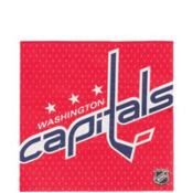 NHL Washington Capitals Party Supplies