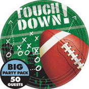 Football Frenzy Party Supplies