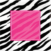 Zebra Party Graduation Party Supplies