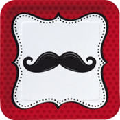 Kids Moustache Party Supplies