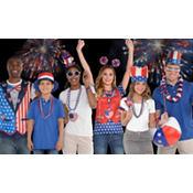 Patriotic Costume Accessories