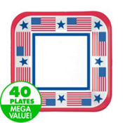 Stars & Stripes Party Supplies