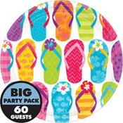 Bright Flip Flop Party Supplies