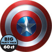 Captain America Patriotic Party Supplies