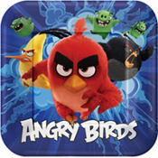 Angry Birds the Movie Party Supplies