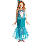 Girls Ariel Costume Prestige