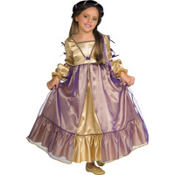 Girls Juliet Princess Costume