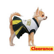 Green Bay Packers NFL Dog Cheerleader Costume