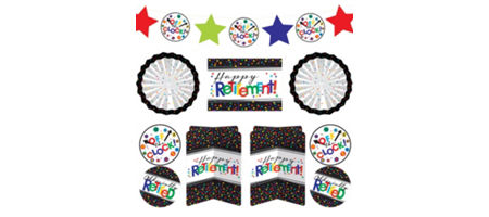 happy retirement party supplies retirement party ideas decorations party city