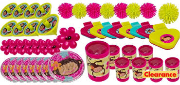Monkey Love Favor Pack 48pc