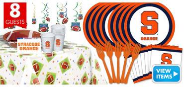 Syracuse Orange Basic Football Fan Kit