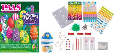 Sparkle Easter Egg Decorating Activity Kit
