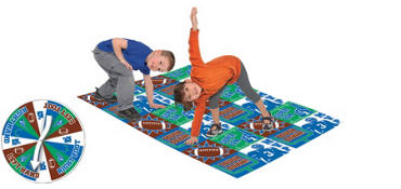 Football Bend-N-Twist Party Game