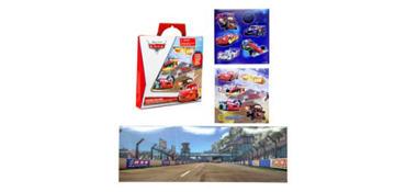 Cars Sticker Activity Kit