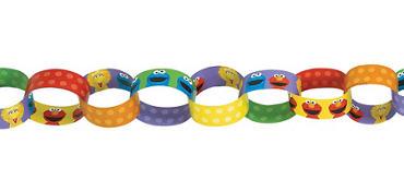 Sesame Street Chain Link Garland