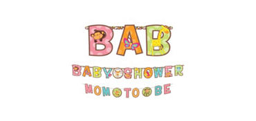 Fisher Price Baby Shower Banners 2ct