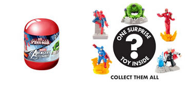 Marvel Mystery Pack