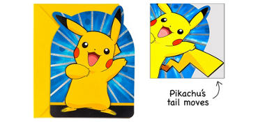 Premium Pikachu Invitations 8ct - Pokemon