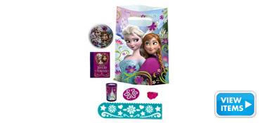 Frozen Basic Favor Kit